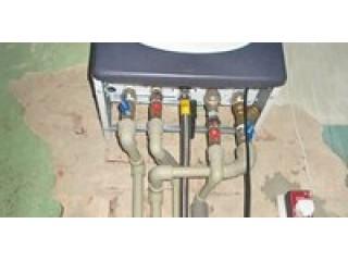 Подключение двухконтурного газового котла